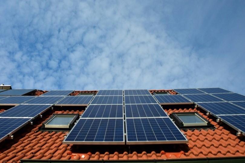 comment se chauffer avec des panneaux solaires