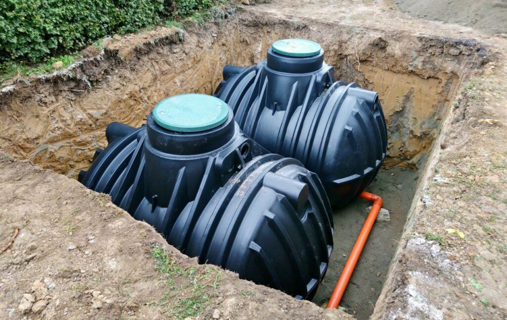 cuve pour recuperation deau de pluie enterree 1